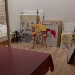 Children Art Classes at the Studio